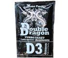 Дрожжи спиртовые турбо DoubleDragon D3 Carbon