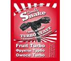 Дрожжи турбо Double Snake Fruit Turbo